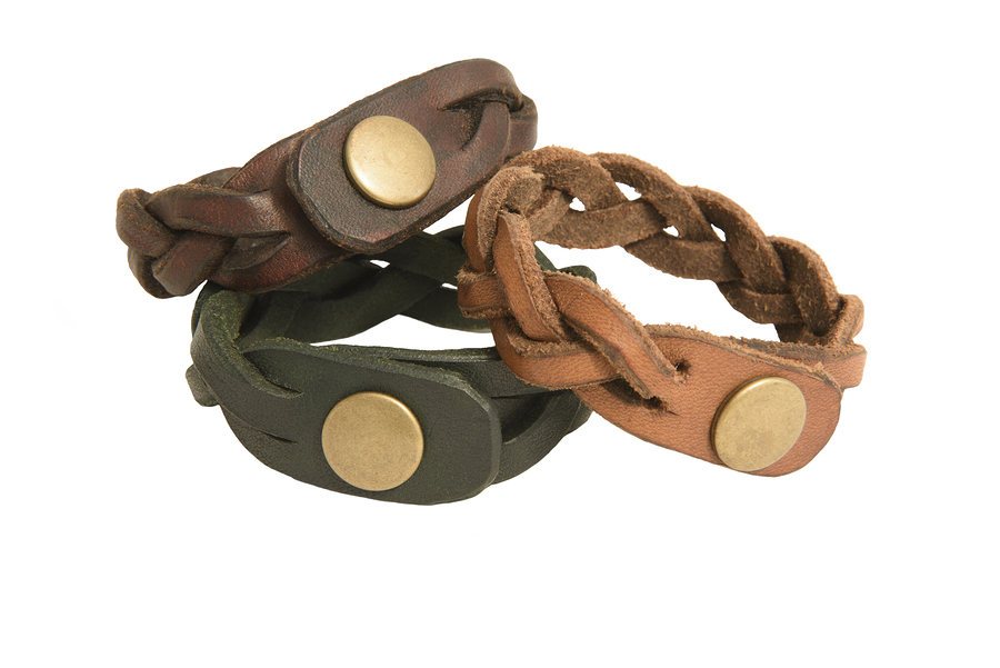 How To Make Different Kinds Of Leather Bracelets