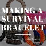 Making A Paracord Bracelet