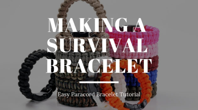 Making A Paracord Bracelet